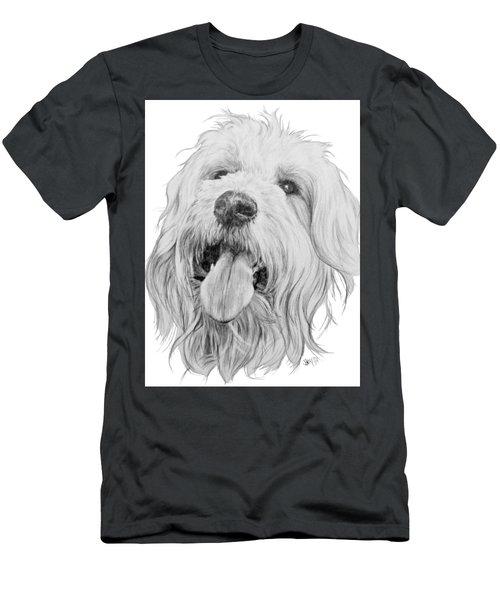 Goldendoodle Men's T-Shirt (Athletic Fit)