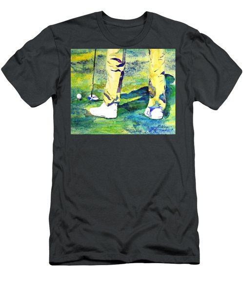Golf Series - High Hopes Men's T-Shirt (Athletic Fit)