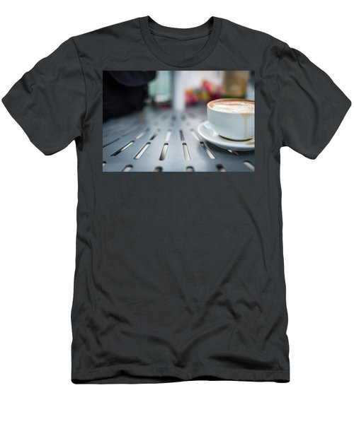 Good Morning Men's T-Shirt (Athletic Fit)