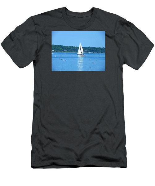 Good Sailing Men's T-Shirt (Athletic Fit)