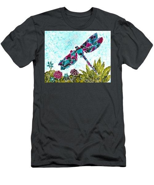 Good Vibrations II Men's T-Shirt (Athletic Fit)