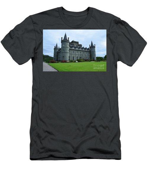 Gorgeous View Of Inveraray Castle Men's T-Shirt (Athletic Fit)