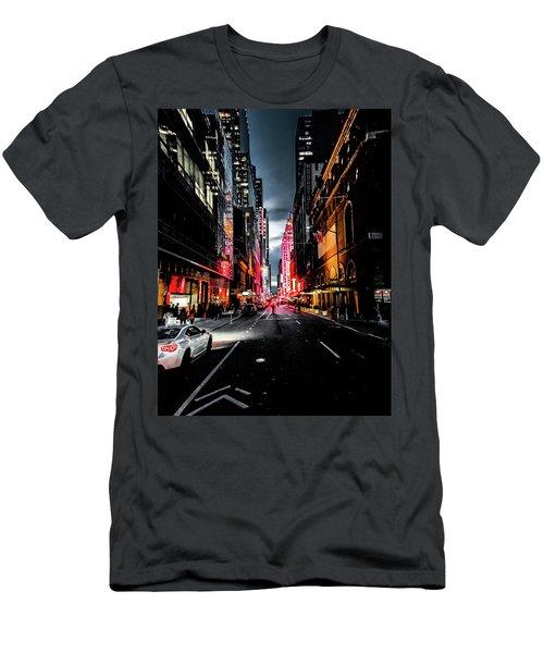 Gotham  Men's T-Shirt (Athletic Fit)