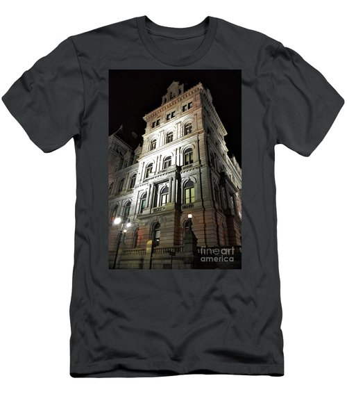 Gotham Parlors Men's T-Shirt (Athletic Fit)