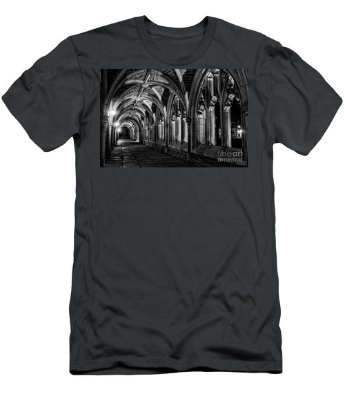 Gothic Arches Men's T-Shirt (Athletic Fit)