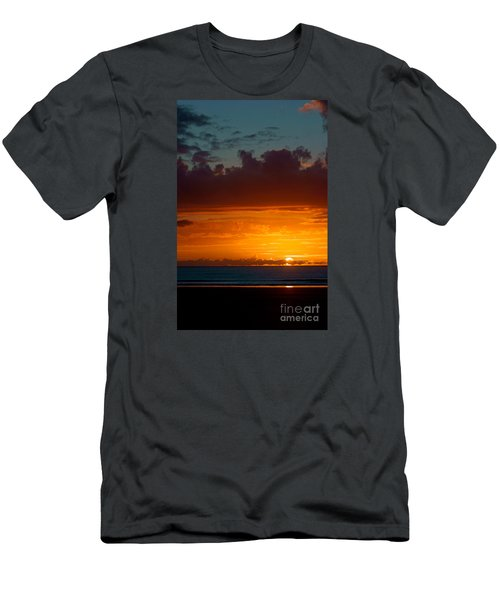 Gower Sundown Men's T-Shirt (Athletic Fit)