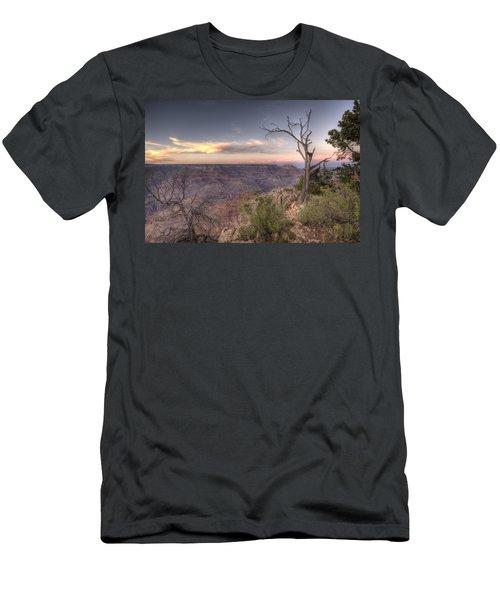 Grand Canyon 991 Men's T-Shirt (Slim Fit) by Michael Fryd