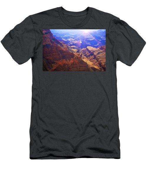 Grand Canyon Arizona 10 Men's T-Shirt (Athletic Fit)