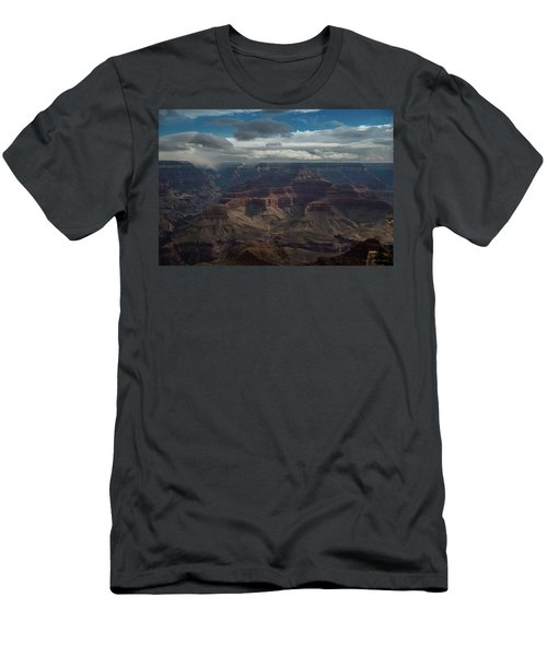 Grand Canyon Men's T-Shirt (Slim Fit) by Phil Abrams