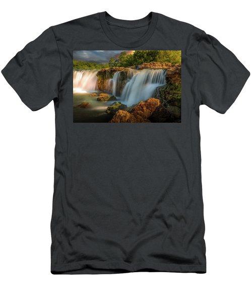 Grand Falls Men's T-Shirt (Athletic Fit)