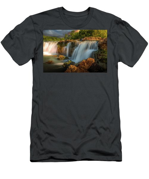 Grand Falls Men's T-Shirt (Athletic Fit)