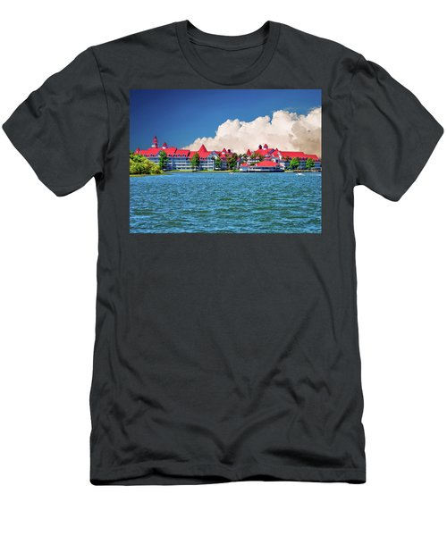 Grand Floridian Resort And Spa Men's T-Shirt (Athletic Fit)