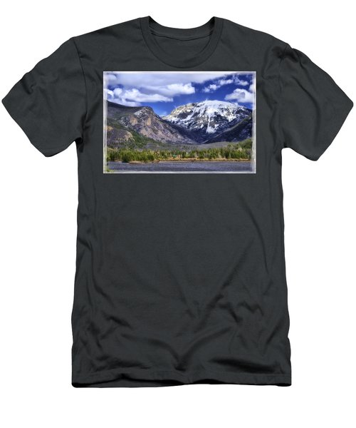Grand Lake Co Men's T-Shirt (Athletic Fit)