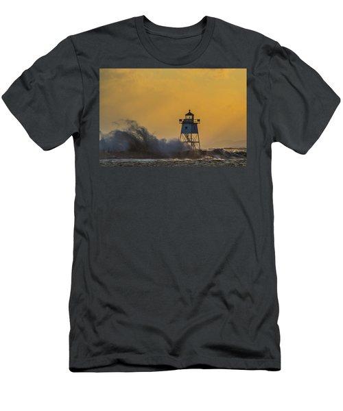 Grand Marias Men's T-Shirt (Athletic Fit)