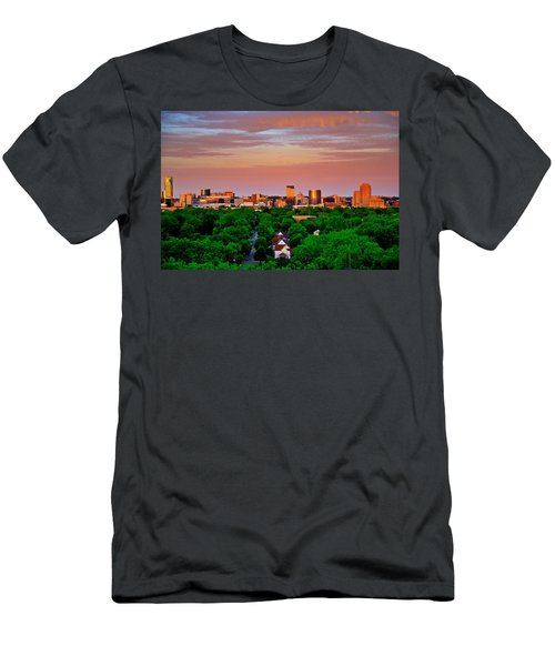Grand Rapids Mi- 10 The Art Prize Men's T-Shirt (Athletic Fit)