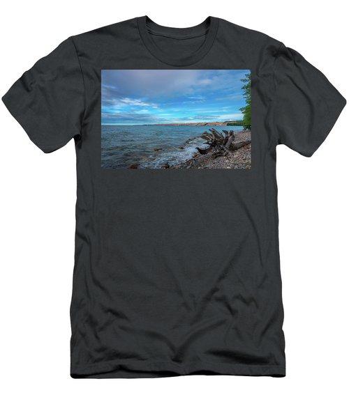 Grand Sable Banks Men's T-Shirt (Athletic Fit)