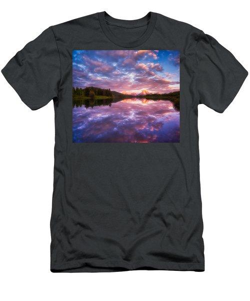 Grand Sunrise Men's T-Shirt (Athletic Fit)