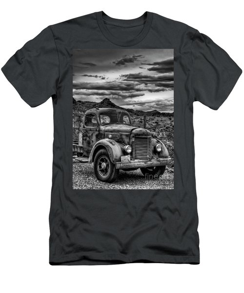 Grandpa's Ride Men's T-Shirt (Athletic Fit)