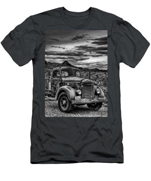 Grandpa's Ride Men's T-Shirt (Athletic Fit)
