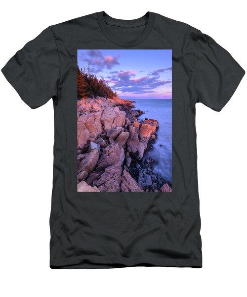 Granite Coastline Men's T-Shirt (Athletic Fit)