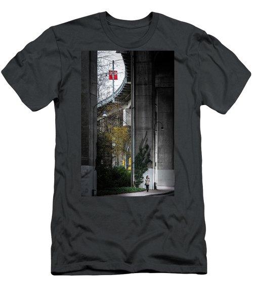 Granville Island Urban Enclave Men's T-Shirt (Athletic Fit)