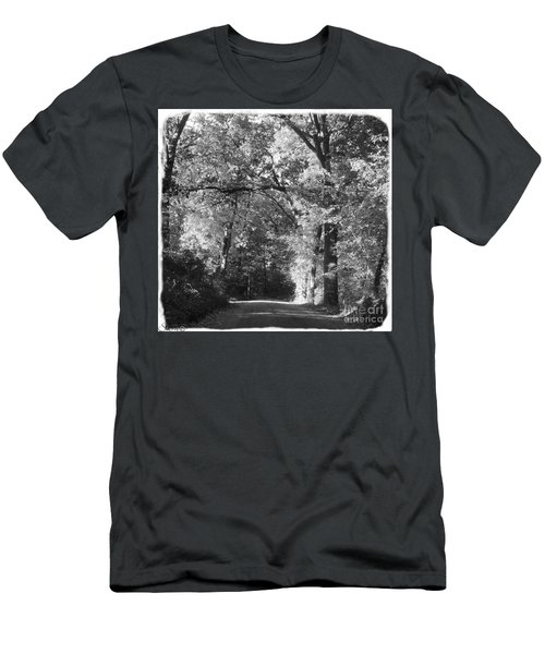 Graves Rd  Men's T-Shirt (Athletic Fit)