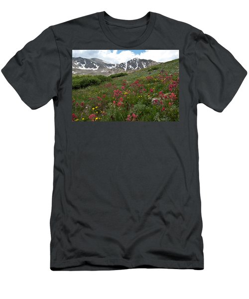 Gray's And Torreys Men's T-Shirt (Athletic Fit)