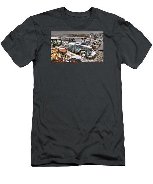 Greased Lightning Men's T-Shirt (Athletic Fit)