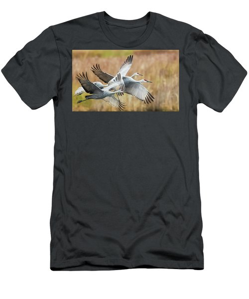 Great Migration  Men's T-Shirt (Athletic Fit)