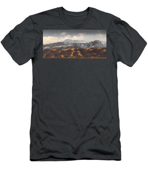 Great Sand Dunes Men's T-Shirt (Athletic Fit)