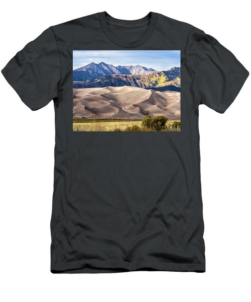 Great Sand Dunes Of Southern Colorado Men's T-Shirt (Athletic Fit)