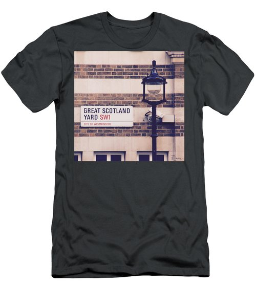 Great Scotland Yard Men's T-Shirt (Athletic Fit)