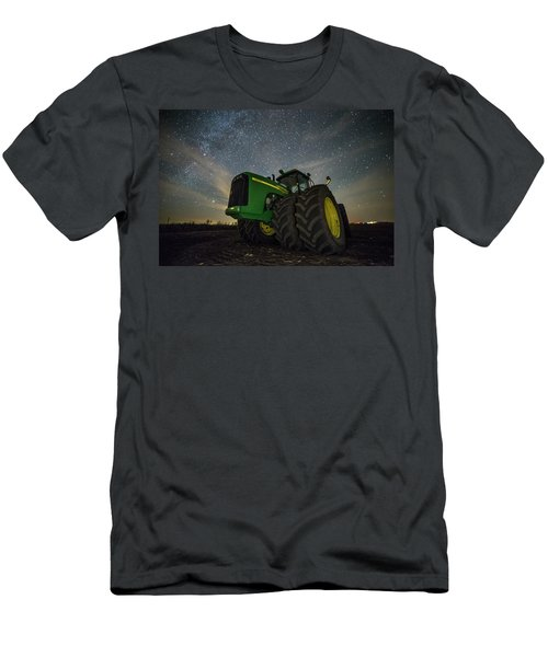 Men's T-Shirt (Slim Fit) featuring the photograph Green Machine  by Aaron J Groen