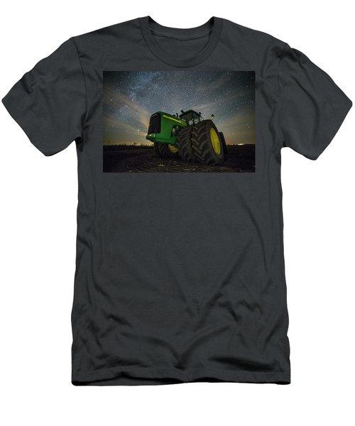 Green Machine  Men's T-Shirt (Athletic Fit)