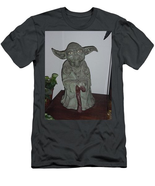 Green Man Men's T-Shirt (Athletic Fit)