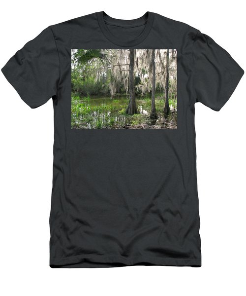 Green Swamp Men's T-Shirt (Athletic Fit)