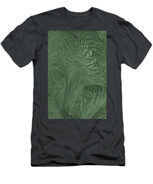 Green Wind Men's T-Shirt (Athletic Fit)