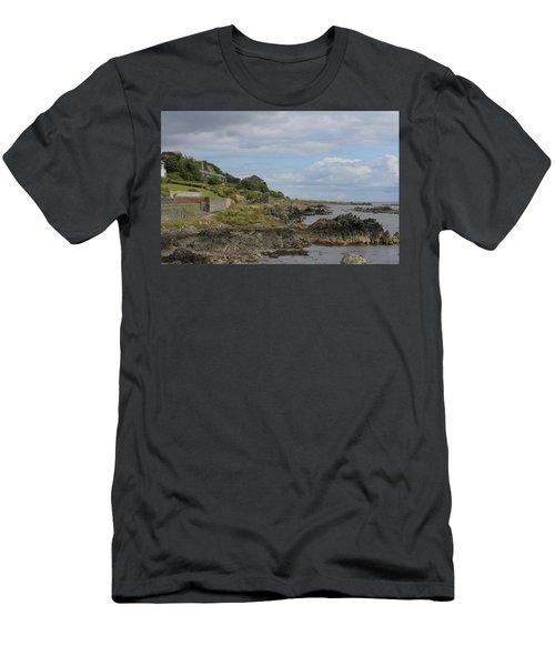 Greencastle 4138 Men's T-Shirt (Athletic Fit)