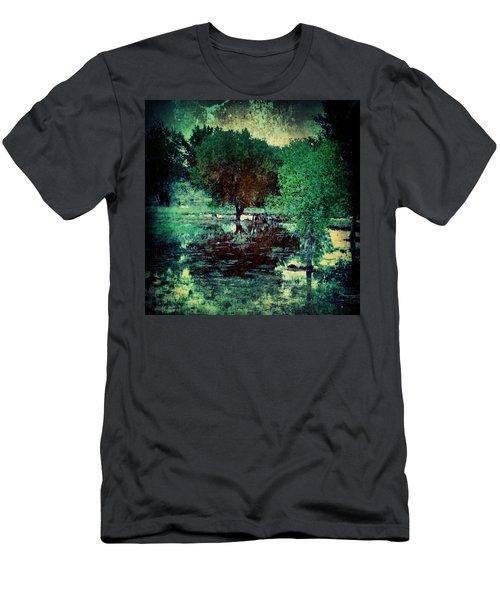 Greenscape Men's T-Shirt (Slim Fit)