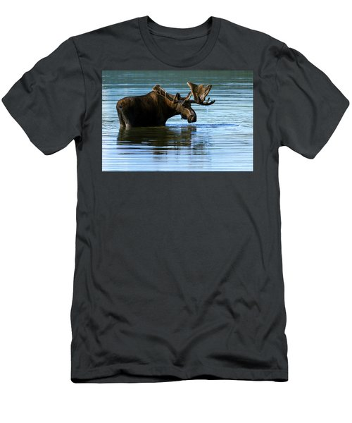 Greeting Men's T-Shirt (Athletic Fit)