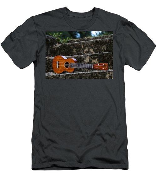 Gretsch Ukulele Men's T-Shirt (Athletic Fit)