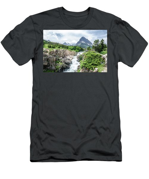 Grinnell Point Men's T-Shirt (Athletic Fit)