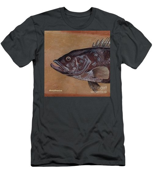 Grouper Men's T-Shirt (Slim Fit)