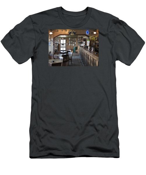 Gruene Hall Bar Men's T-Shirt (Athletic Fit)