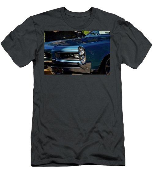 Gto Detail Men's T-Shirt (Athletic Fit)