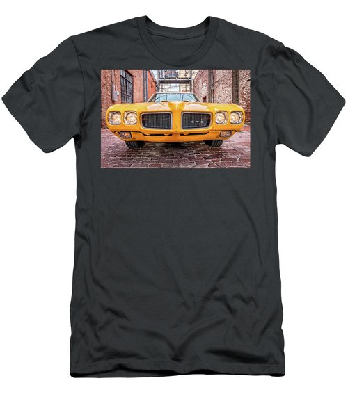 Gto - Pontiac Muscle Men's T-Shirt (Athletic Fit)