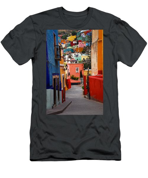 Guanajuato Lane Men's T-Shirt (Athletic Fit)