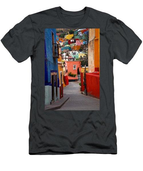 Guanajuato Lane Men's T-Shirt (Slim Fit)