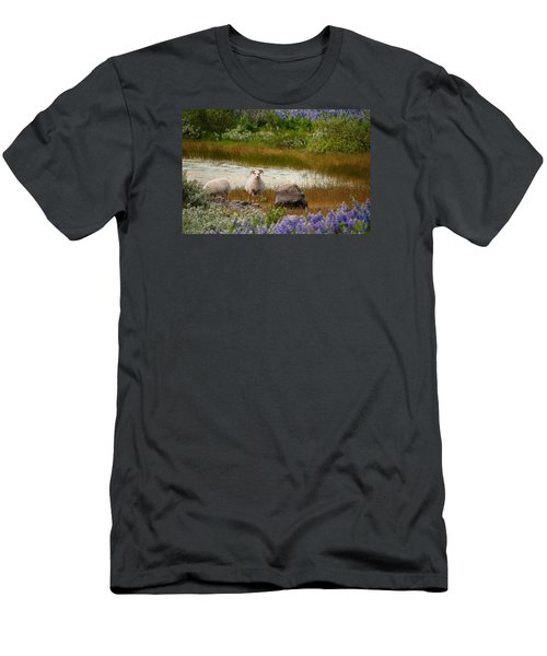 Guardian Men's T-Shirt (Slim Fit) by William Beuther