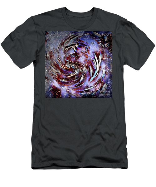 Guess Who Abstract Men's T-Shirt (Athletic Fit)
